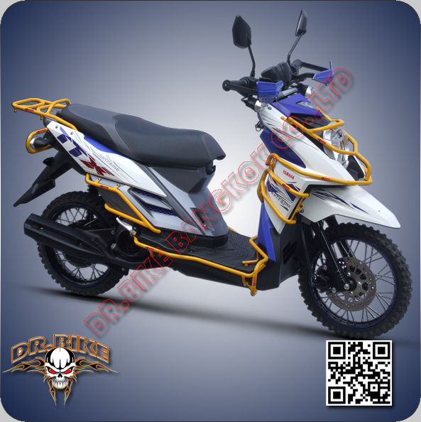 Bigbike motorcycles parts dr bike for Yamaha ttx adventure scooter for sale